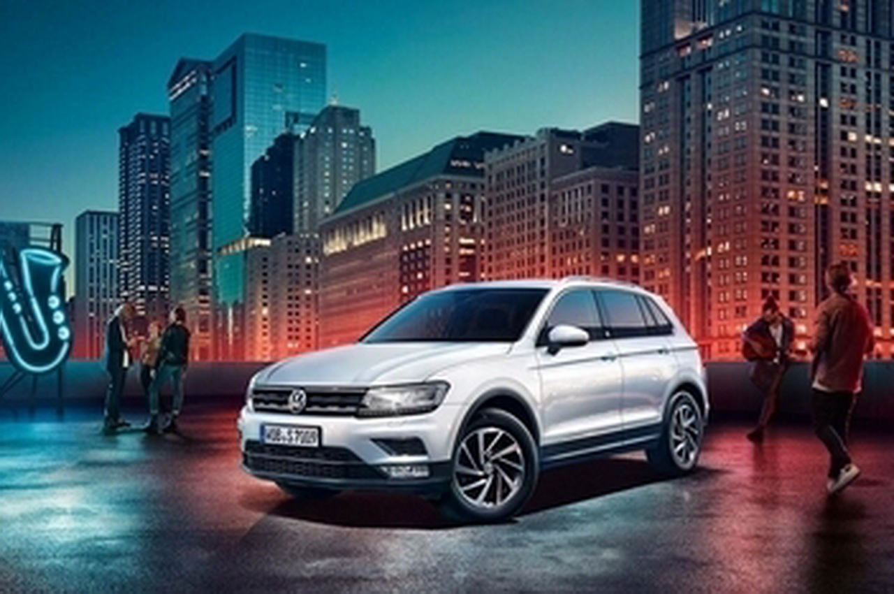 volkswagen tiguan sound 2017 nouvelle s rie sp ciale photo 2 l 39 argus. Black Bedroom Furniture Sets. Home Design Ideas