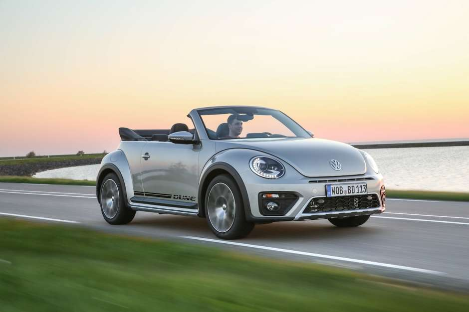 coccinelle cabriolet 2.0 tsi