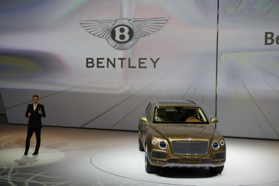 bentley bentayga 2016 le meilleur suv au monde photo 4 l 39 argus. Black Bedroom Furniture Sets. Home Design Ideas
