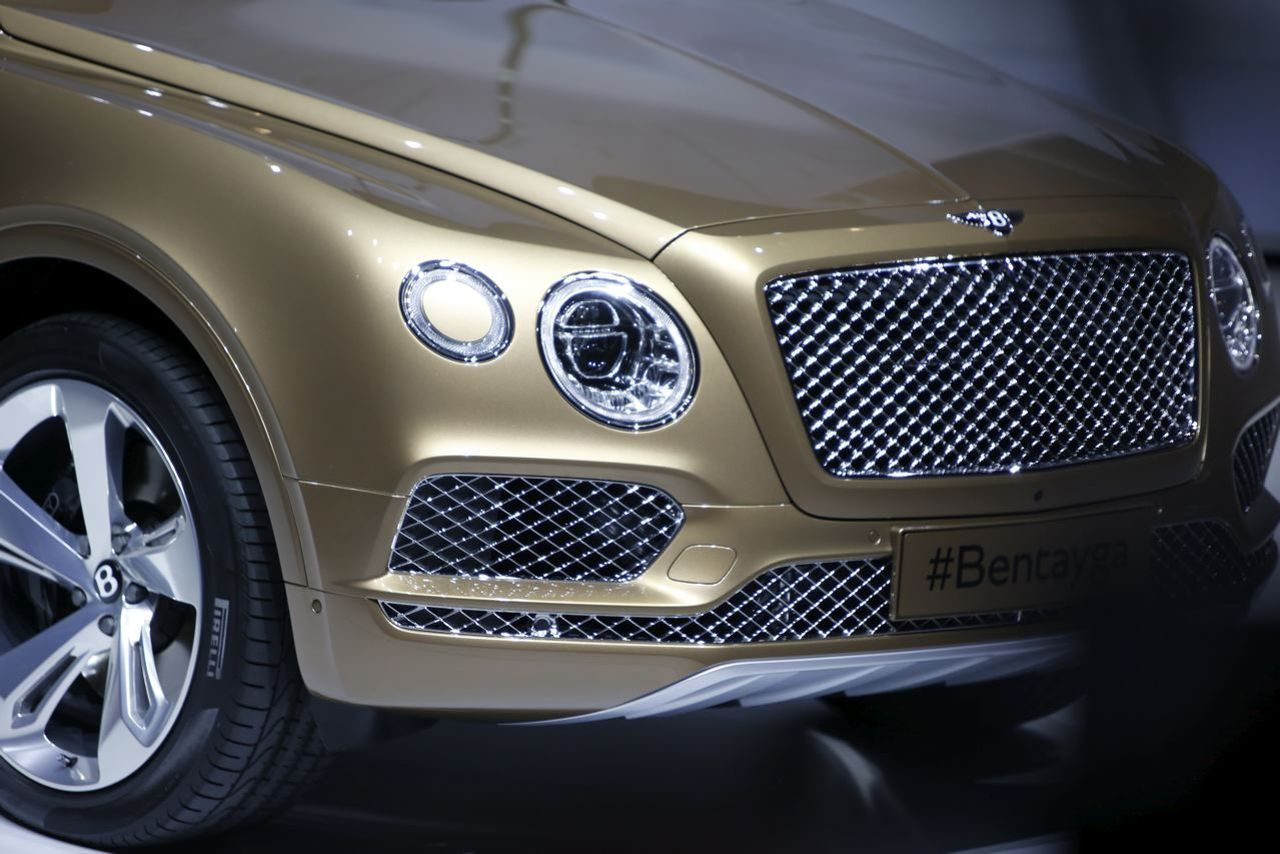 bentley bentayga 2016 le meilleur suv au monde photo 6 l 39 argus. Black Bedroom Furniture Sets. Home Design Ideas