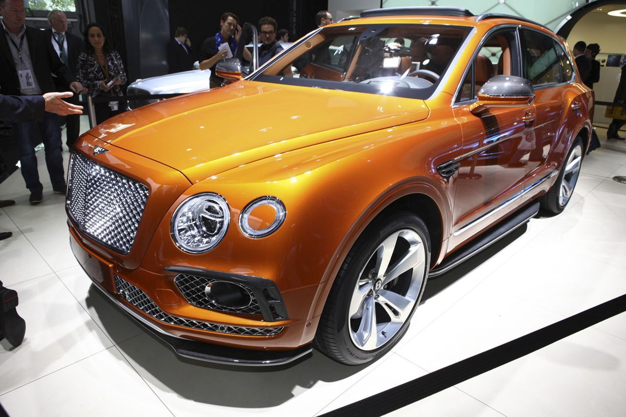 bentley bentayga 2016 le meilleur suv au monde photo 13 l 39 argus. Black Bedroom Furniture Sets. Home Design Ideas