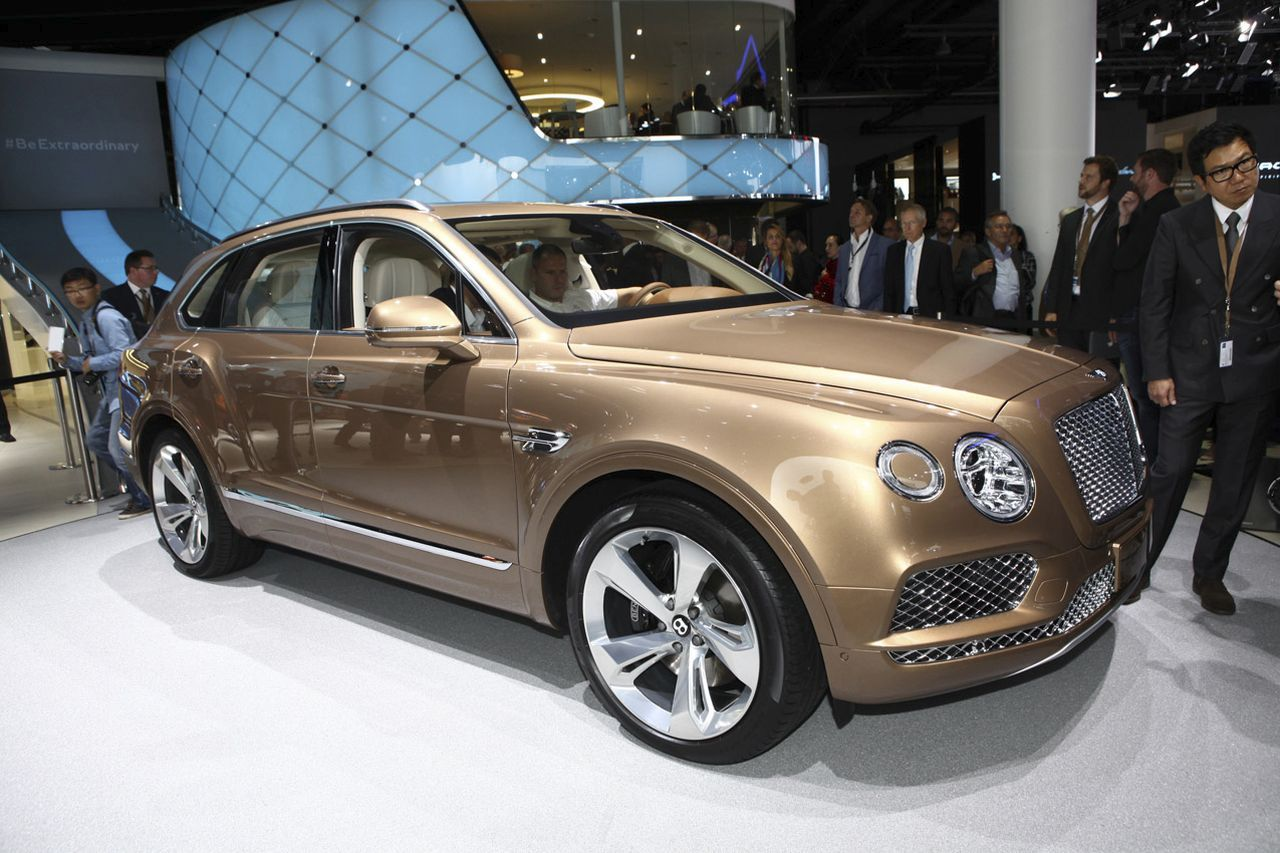 bentley bentayga 2016 le meilleur suv au monde photo 16 l 39 argus. Black Bedroom Furniture Sets. Home Design Ideas