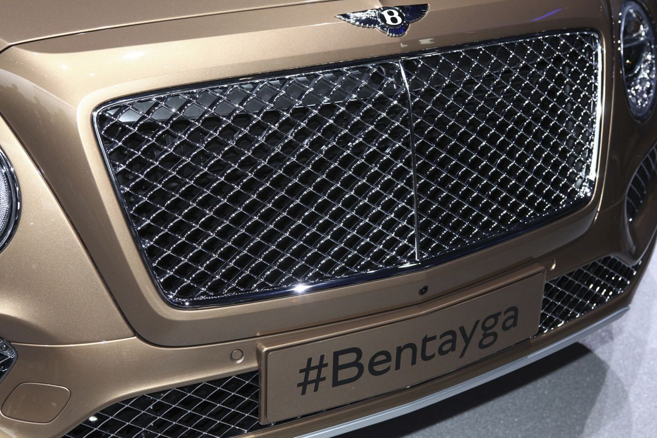 bentley bentayga 2016 le meilleur suv au monde photo 17 l 39 argus. Black Bedroom Furniture Sets. Home Design Ideas