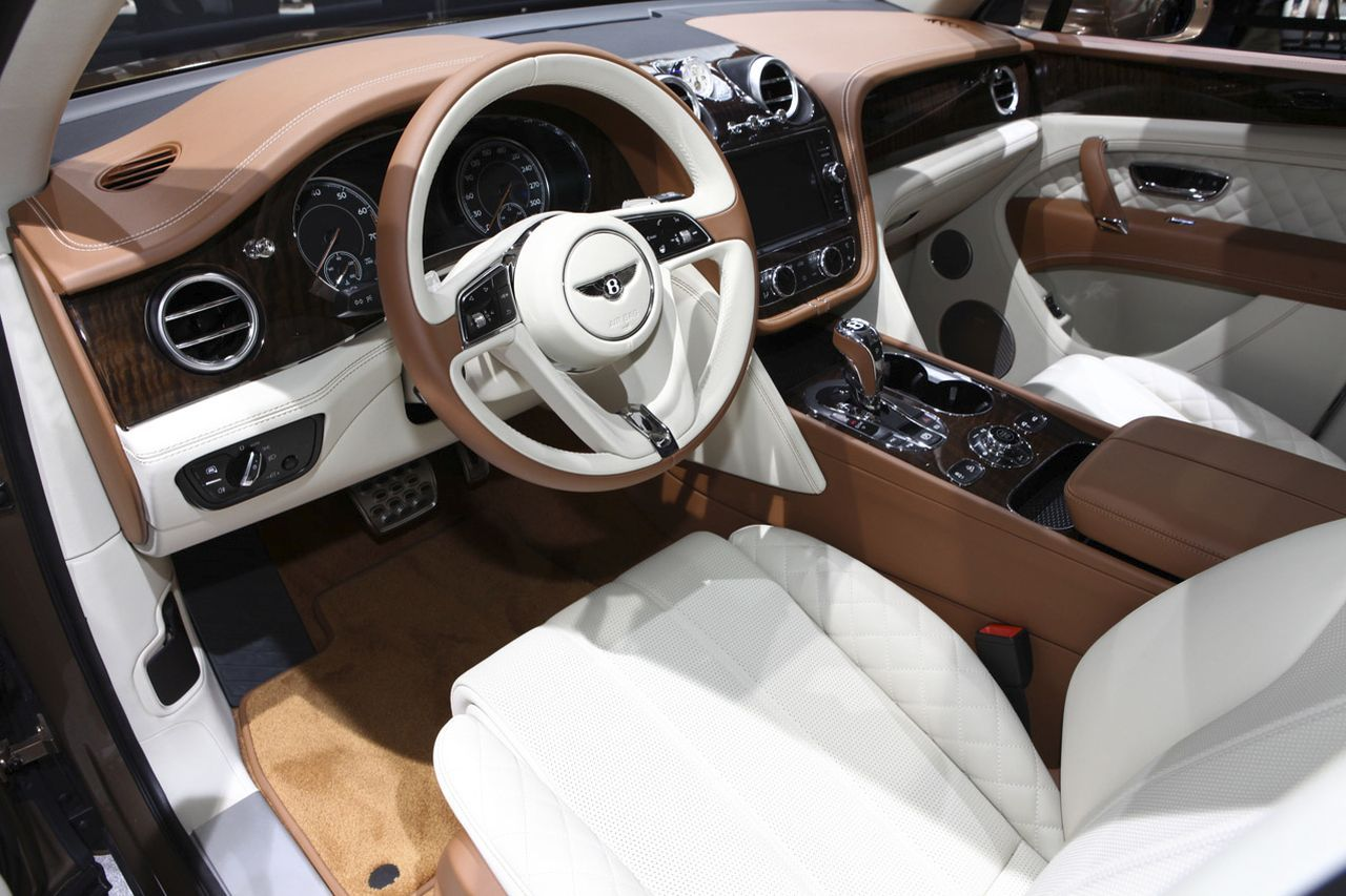 bentley bentayga 2016 le meilleur suv au monde photo 22 l 39 argus. Black Bedroom Furniture Sets. Home Design Ideas