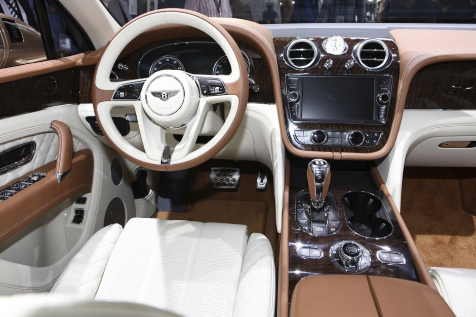 bentley bentayga 2016 le meilleur suv au monde photo 23 l 39 argus. Black Bedroom Furniture Sets. Home Design Ideas