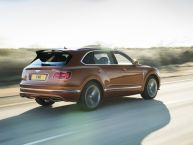 Bentley Bentayga Speed : plus rapide que l'Urus !