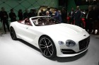 Bentley EXP 12 Speed 6e vue avant couleur blanc