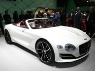 Bentley EXP 12 Speed 6e : un concept-car qui électrise les foules
