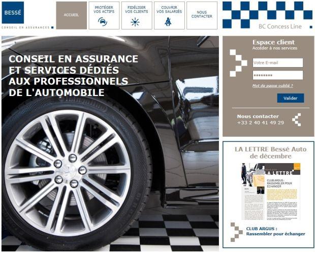 Le cabinet bess cr e bc l 39 argus pro - Cabinet recrutement automobile ...