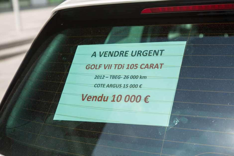 voiture vendre