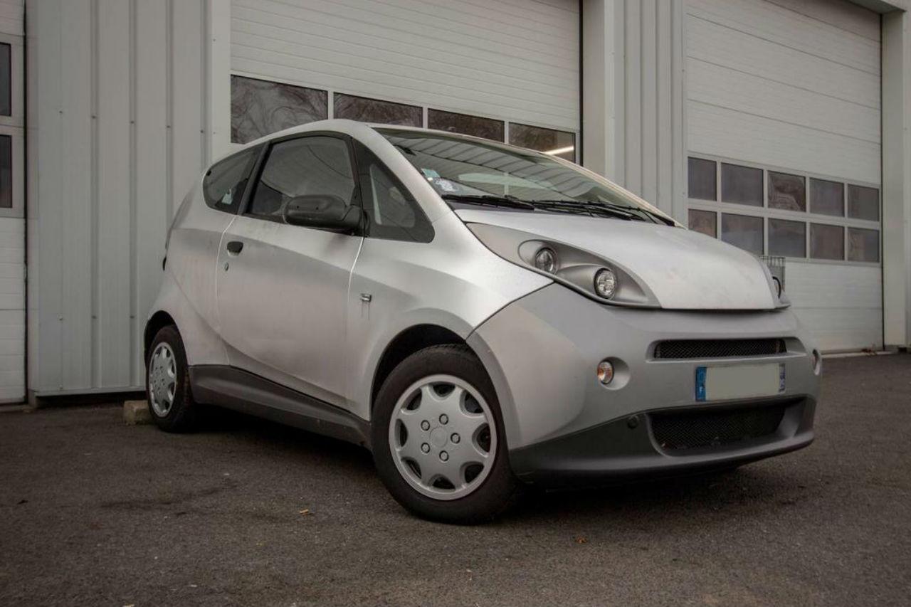 vente privee voiture electrique