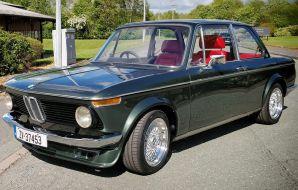 BMW ancienne électrifiée