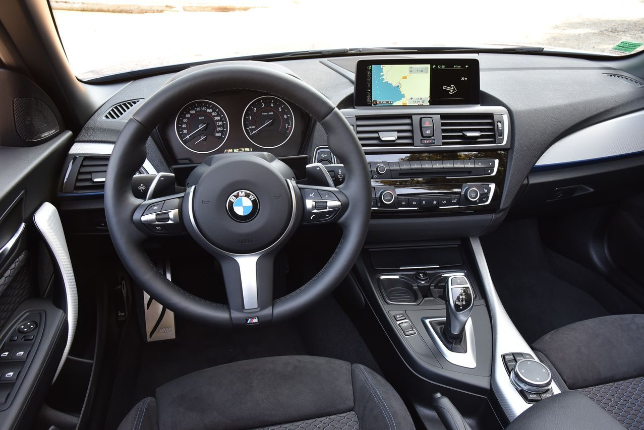 essai bmw s rie 2 cabriolet le test de la m235i photo 13 l 39 argus. Black Bedroom Furniture Sets. Home Design Ideas