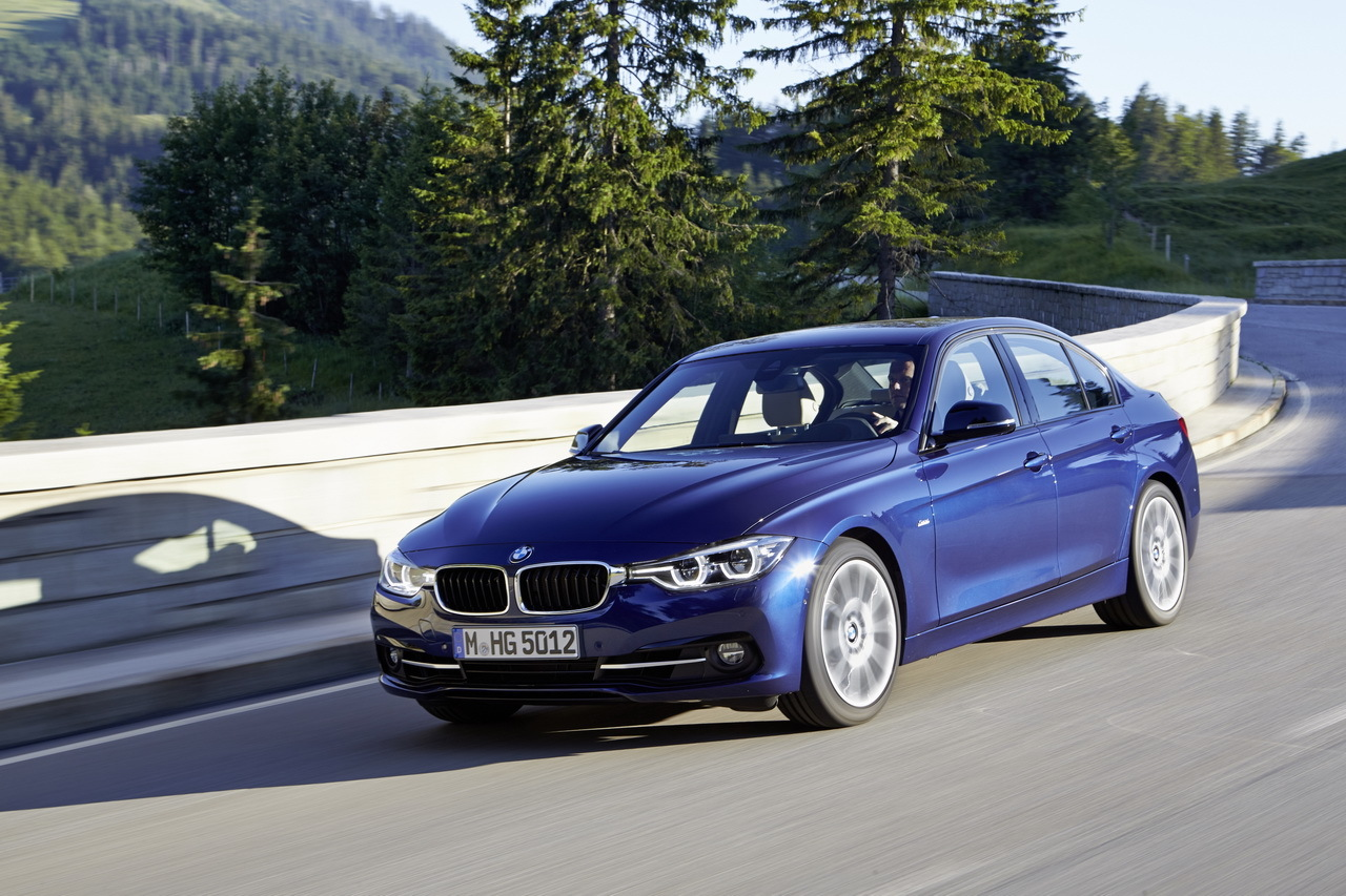 essai bmw 340i 2015 la s rie 3 restyl e se d vergonde photo 2 l 39 argus. Black Bedroom Furniture Sets. Home Design Ideas