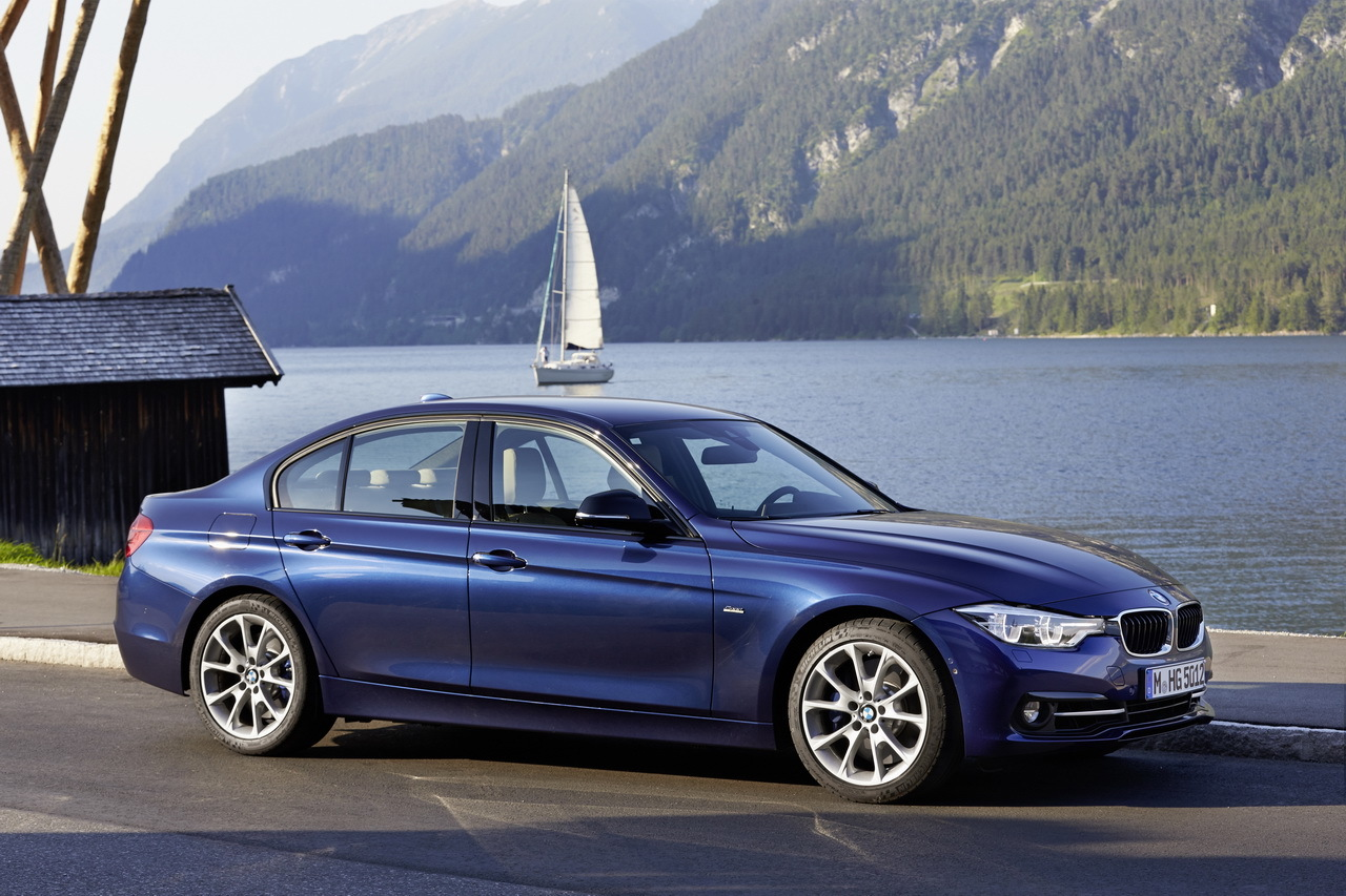 essai bmw 340i 2015 la s rie 3 restyl e se d vergonde photo 20 l 39 argus. Black Bedroom Furniture Sets. Home Design Ideas