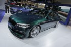 Alpina BMW D5S salon Francfort 2017 3/4 avant