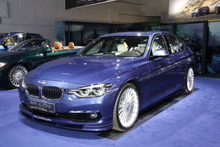 BMW B3 Biturbo au salon de francfort 2015