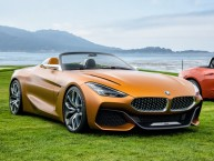 Pebble Beach 2017 :  les photos officielles du BMW Concept Z4