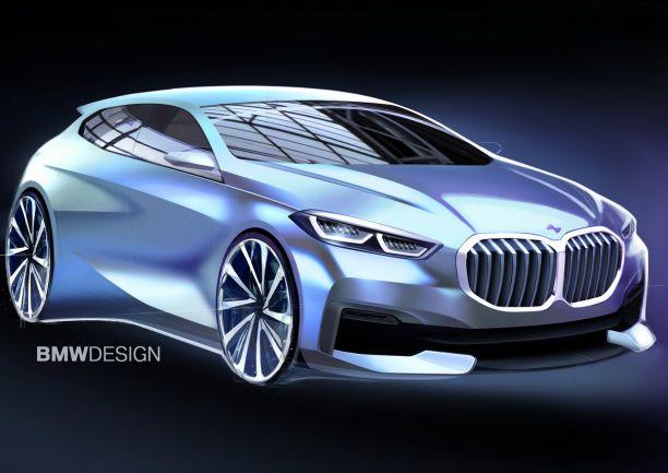 bmw i1 (2021) : la série 1 passera en mode électrique en