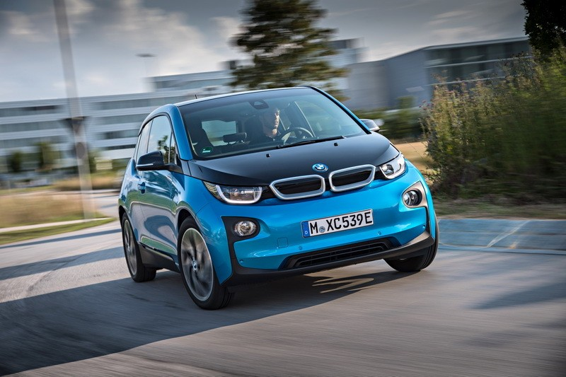 bmw i3 2016 autonomie de 300 km gr ce une nouvelle batterie photo 1 l 39 argus. Black Bedroom Furniture Sets. Home Design Ideas