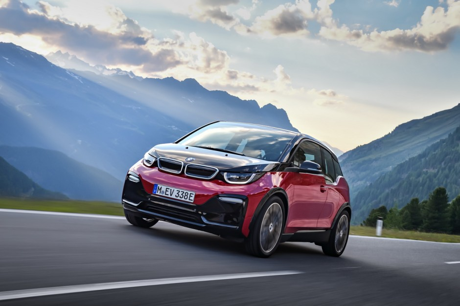 essai bmw i3s 2018 notre avis sur la gti lectrique photo 1 l 39 argus. Black Bedroom Furniture Sets. Home Design Ideas