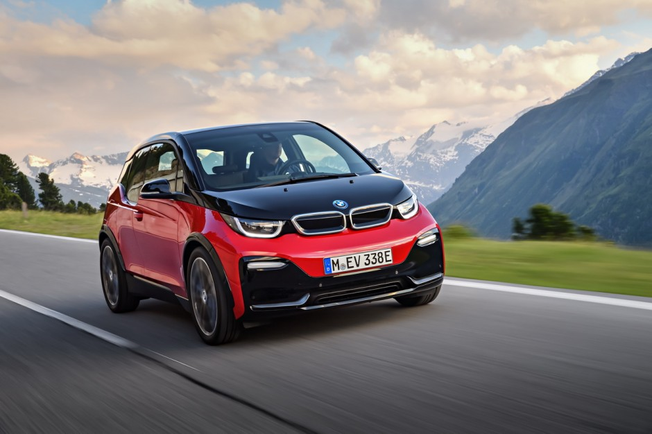essai bmw i3s 2018 notre avis sur la gti lectrique photo 2 l 39 argus. Black Bedroom Furniture Sets. Home Design Ideas