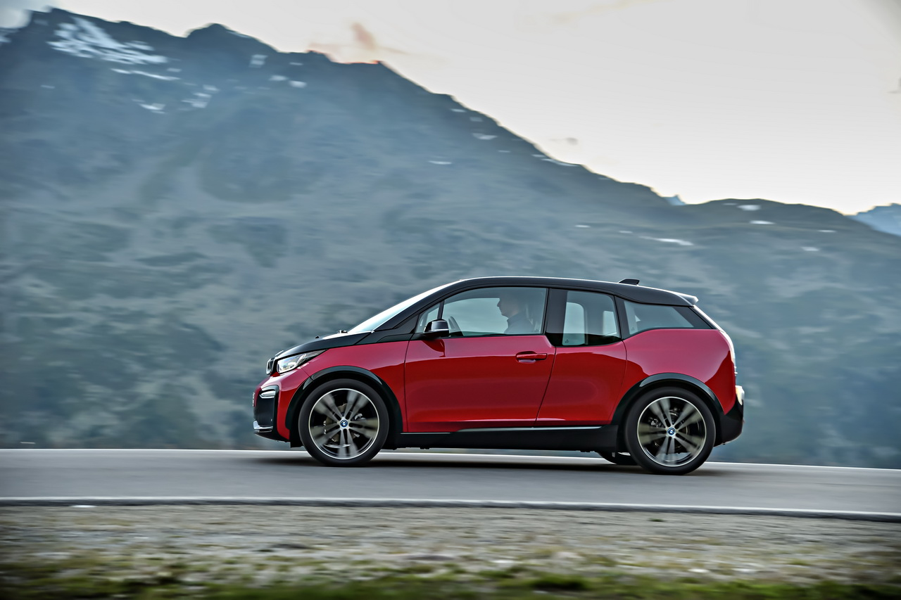 essai bmw i3s 2018 notre avis sur la gti lectrique photo 7 l 39 argus. Black Bedroom Furniture Sets. Home Design Ideas