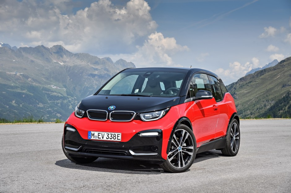 essai bmw i3s 2018 notre avis sur la gti lectrique photo 11 l 39 argus. Black Bedroom Furniture Sets. Home Design Ideas