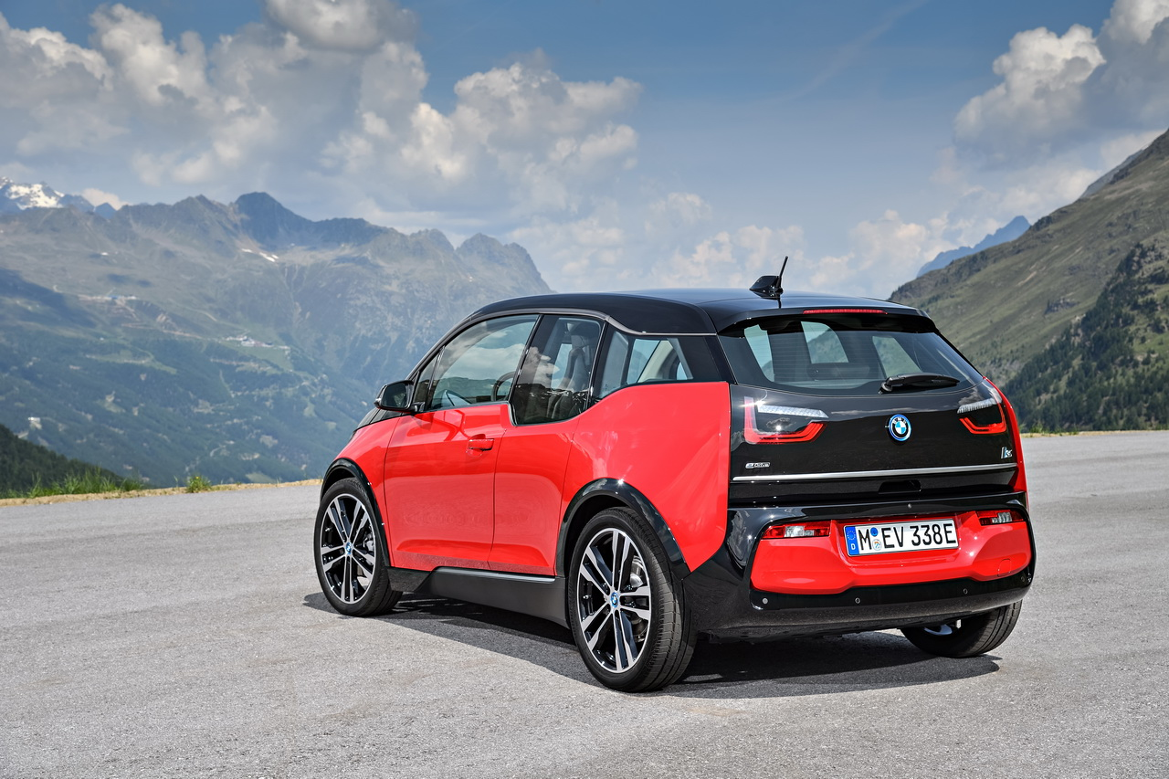 essai bmw i3s 2018 notre avis sur la gti lectrique photo 13 l 39 argus. Black Bedroom Furniture Sets. Home Design Ideas