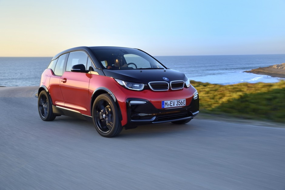 essai bmw i3s 2018 notre avis sur la gti lectrique photo 24 l 39 argus. Black Bedroom Furniture Sets. Home Design Ideas