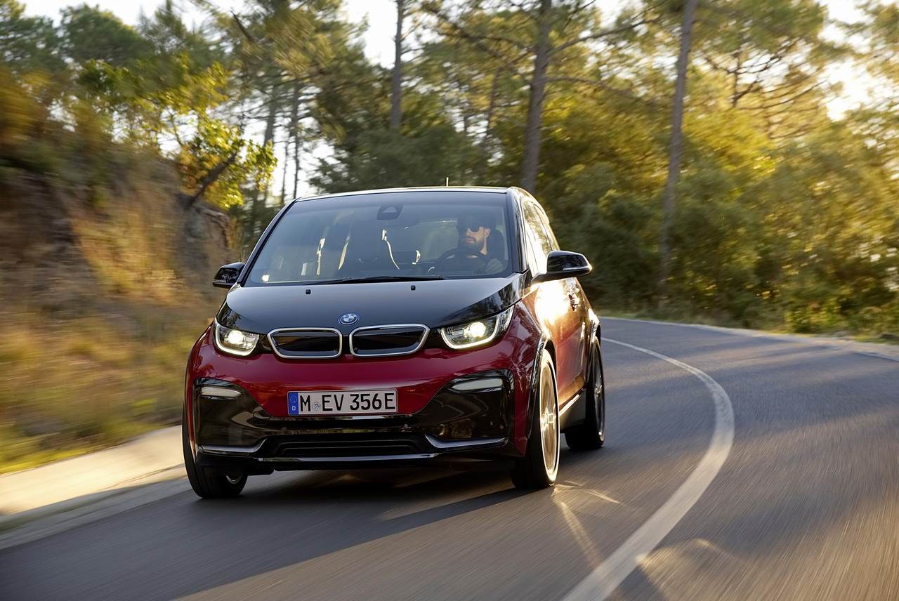 essai bmw i3s 2018 notre avis sur la gti lectrique photo 28 l 39 argus. Black Bedroom Furniture Sets. Home Design Ideas