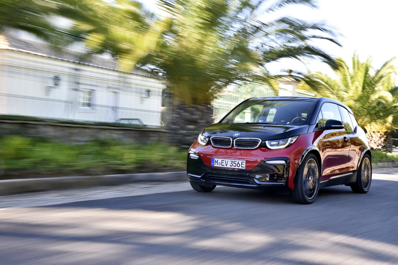 essai bmw i3s 2018 notre avis sur la gti lectrique photo 30 l 39 argus. Black Bedroom Furniture Sets. Home Design Ideas