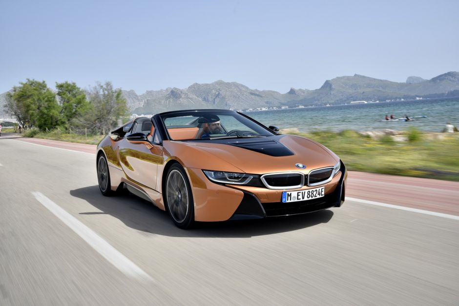 essai bmw i8 roadster l 39 air pur lui va si bien photo 4 l 39 argus. Black Bedroom Furniture Sets. Home Design Ideas
