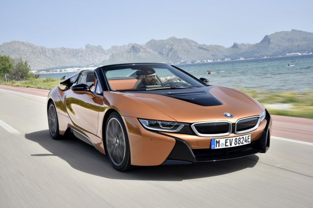 essai bmw i8 roadster l 39 air pur lui va si bien l 39 argus. Black Bedroom Furniture Sets. Home Design Ideas