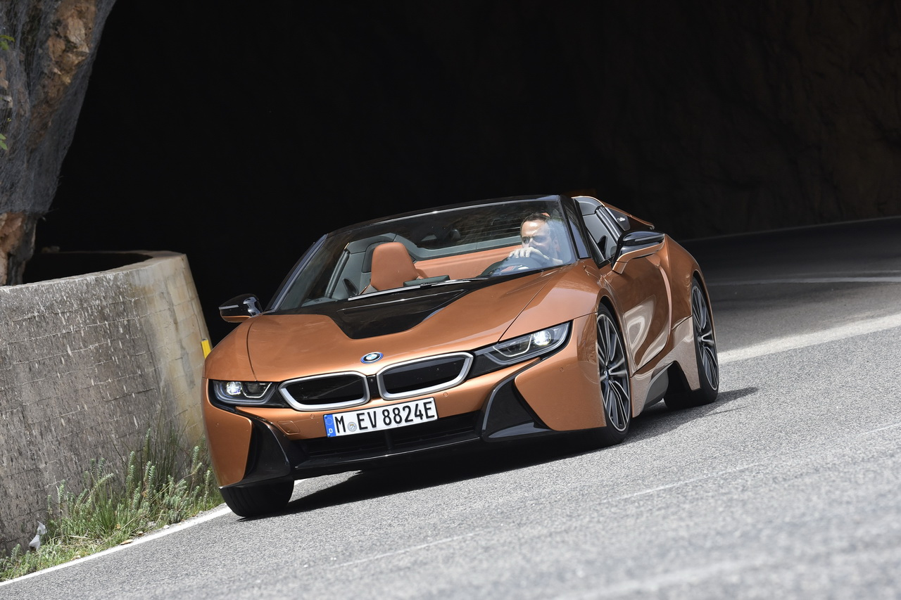 essai bmw i8 roadster l 39 air pur lui va si bien photo 13 l 39 argus. Black Bedroom Furniture Sets. Home Design Ideas