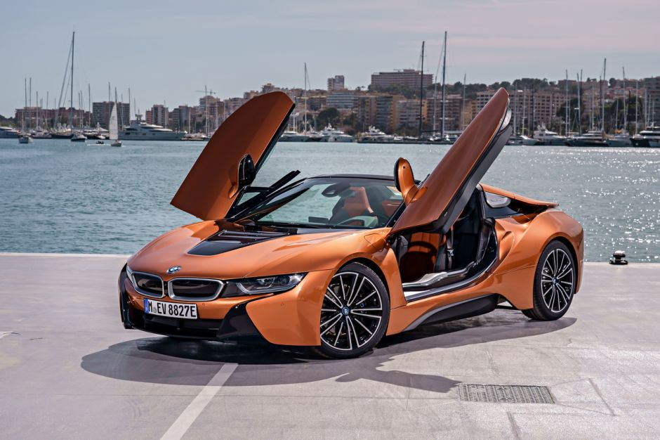 essai bmw i8 roadster l 39 air pur lui va si bien photo 49 l 39 argus. Black Bedroom Furniture Sets. Home Design Ideas