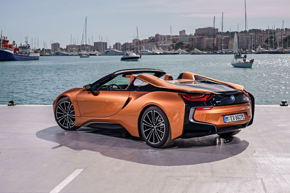 essai bmw i8 roadster l 39 air pur lui va si bien photo 50 l 39 argus. Black Bedroom Furniture Sets. Home Design Ideas