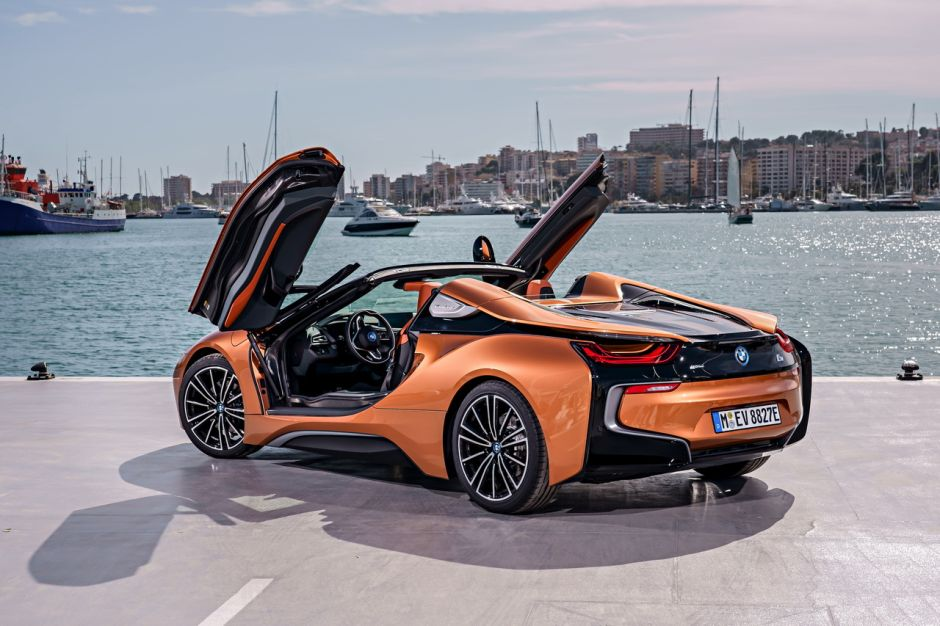 essai bmw i8 roadster l 39 air pur lui va si bien photo 51 l 39 argus. Black Bedroom Furniture Sets. Home Design Ideas