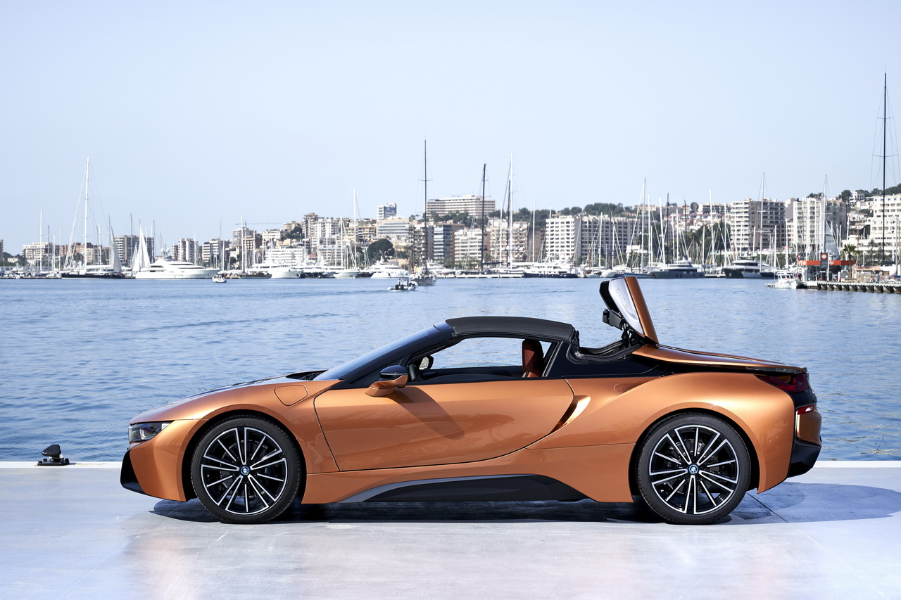 essai bmw i8 roadster l 39 air pur lui va si bien photo 21 l 39 argus. Black Bedroom Furniture Sets. Home Design Ideas