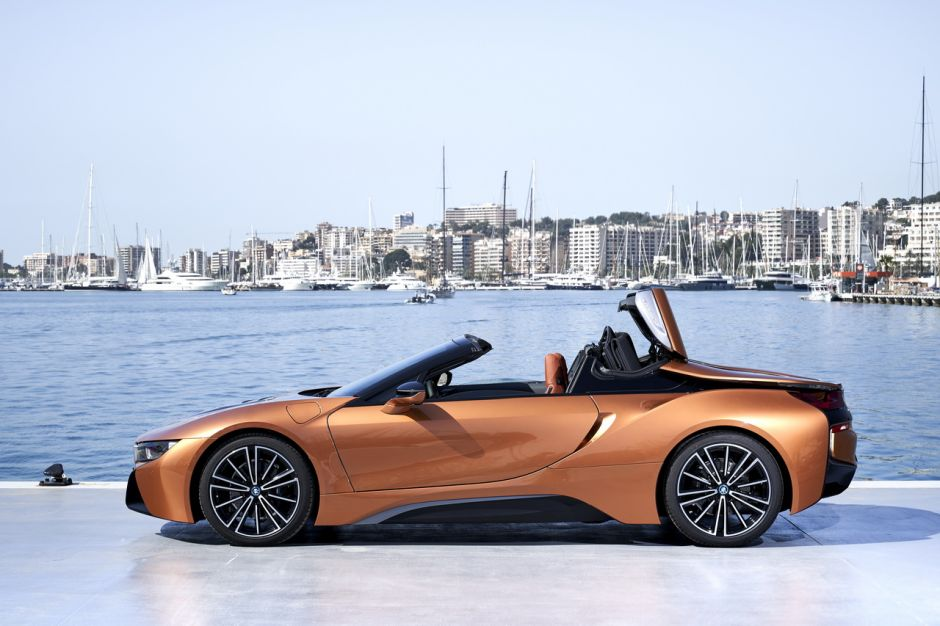 essai bmw i8 roadster l 39 air pur lui va si bien photo 23 l 39 argus. Black Bedroom Furniture Sets. Home Design Ideas