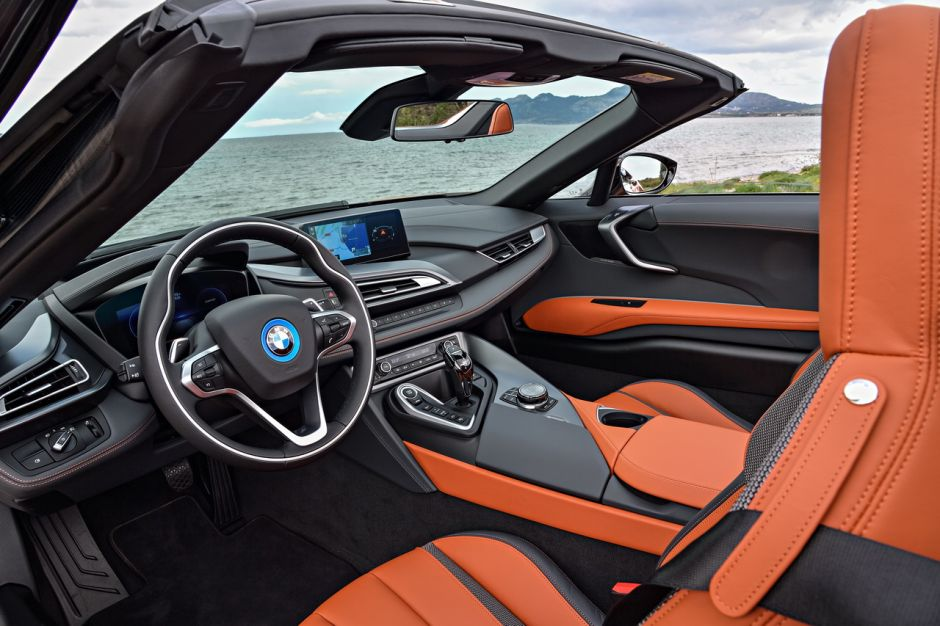essai bmw i8 roadster l 39 air pur lui va si bien photo 35 l 39 argus. Black Bedroom Furniture Sets. Home Design Ideas
