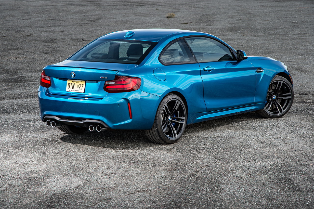 essai bmw m2 premier test de la s rie 2 d vergond e photo 33 l 39 argus. Black Bedroom Furniture Sets. Home Design Ideas