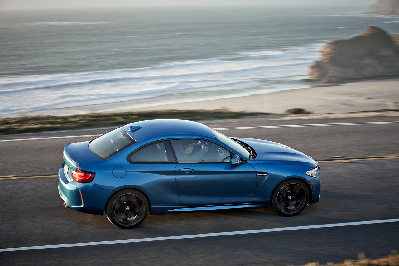 essai bmw m2 premier test de la s rie 2 d vergond e photo 67 l 39 argus. Black Bedroom Furniture Sets. Home Design Ideas