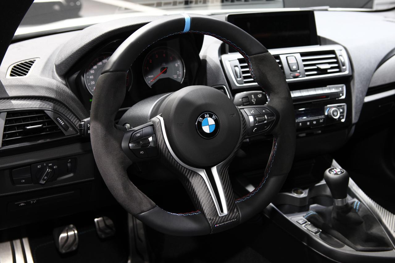Bmw M3 A Vendre >> La BMW M2 présentée en livrée M Performance à Genève ...