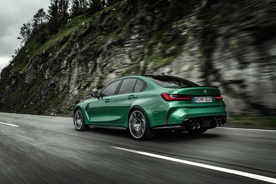 BMW M3 Compétition (2021). Quand la sage berline se mue en ...