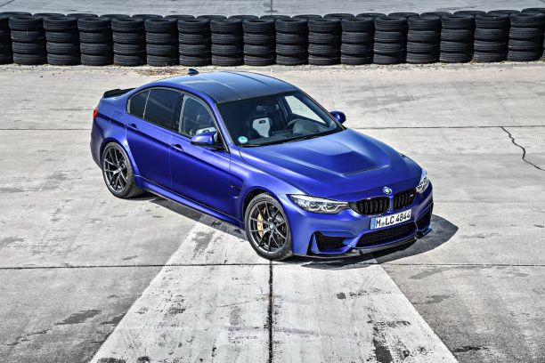 bmw m3 cs 2018 infos prix puissance tout sur la m3 113 600 l 39 argus. Black Bedroom Furniture Sets. Home Design Ideas