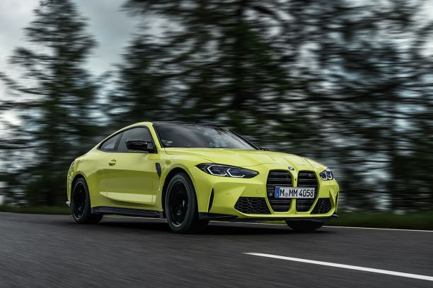BMW M4 Compétition (2020). La Série 4 passe par la case M