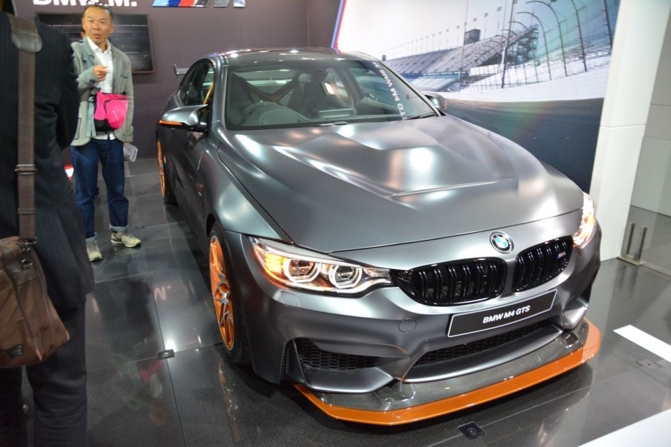 bmw m4 gts la plus sportive des bmw m4 au salon de tokyo. Black Bedroom Furniture Sets. Home Design Ideas