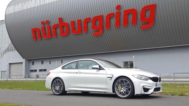 Bmw M4 Pack Competition L Essai Extreme Au Nurburgring L Argus