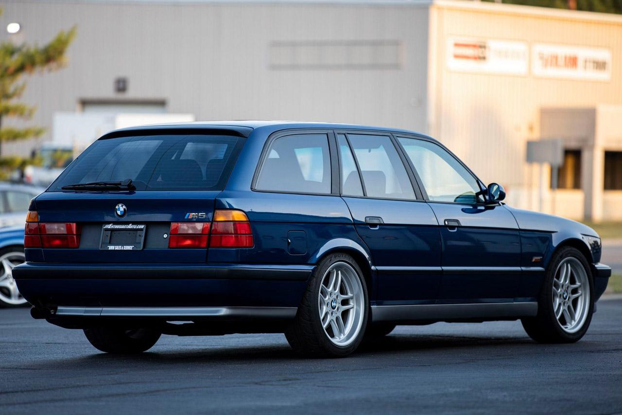 Une Rare Bmw M5 Touring En Vente Aux Etats Unis